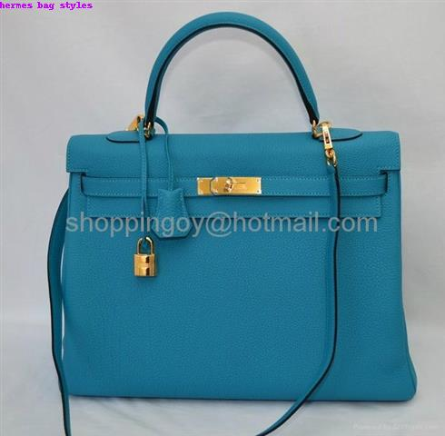 Hermes Bag Styles
